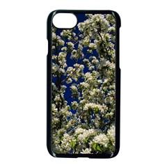Floral Skies Apple Iphone 7 Seamless Case (black) by dawnsiegler