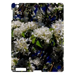 Floral Skies 2 Apple Ipad 3/4 Hardshell Case by dawnsiegler