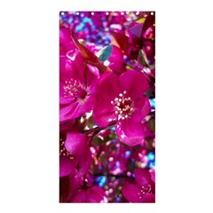 Pretty In Fuchsia 2 Shower Curtain 36  X 72  (stall)  by dawnsiegler