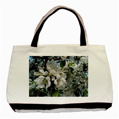 Pure And Simple Basic Tote Bag by dawnsiegler