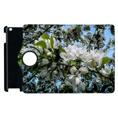 Pure And Simple 2 Apple Ipad 3/4 Flip 360 Case by dawnsiegler