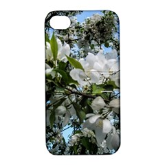 Pure And Simple 2 Apple Iphone 4/4s Hardshell Case With Stand by dawnsiegler
