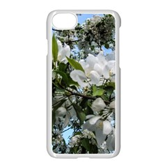 Pure And Simple 2 Apple Iphone 7 Seamless Case (white) by dawnsiegler
