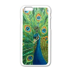 Royalty Apple Iphone 6/6s White Enamel Case by dawnsiegler