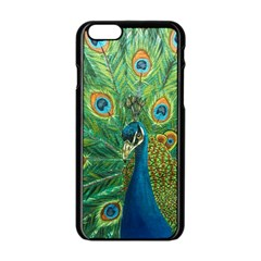 Royalty Apple Iphone 6/6s Black Enamel Case by dawnsiegler