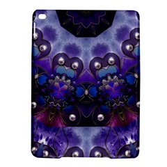 Pearls On Lavender Apple Ipad Air 2 Hardshell Case by KirstenStar