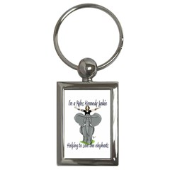 13 Alice Aimino Italy Editposterb Key Chain (rectangle) by myleskennedyjunkies