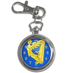 Coat Of Arms Of Ireland, 17th Century To The Foundation Of Irish Free State Key Chain Watches by abbeyz71