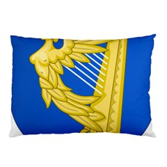 Coat Of Arms Of Ireland, 17th Century To The Foundation Of Irish Free State Pillow Case by abbeyz71