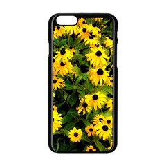 Walking Through Sunshine Apple Iphone 6/6s Black Enamel Case by dawnsiegler