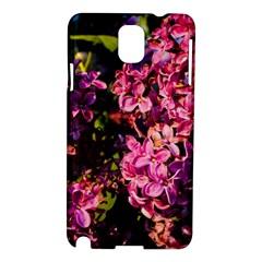 Lilacs Samsung Galaxy Note 3 N9005 Hardshell Case by dawnsiegler