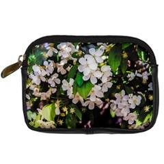 Tree Blossoms Digital Camera Cases by dawnsiegler
