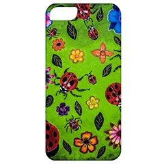 Lucky Ladies Apple Iphone 5 Classic Hardshell Case by dawnsiegler
