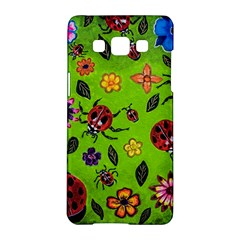 Lucky Ladies Samsung Galaxy A5 Hardshell Case  by dawnsiegler