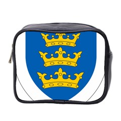 Lordship Of Ireland Coat Of Arms, 1177 1542 Mini Toiletries Bag 2 Side by abbeyz71
