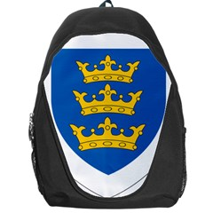 Lordship Of Ireland Coat Of Arms, 1177 1542 Backpack Bag by abbeyz71