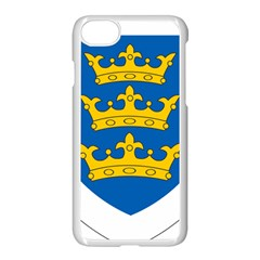 Lordship Of Ireland Coat Of Arms, 1177 1542 Apple Iphone 7 Seamless Case (white) by abbeyz71