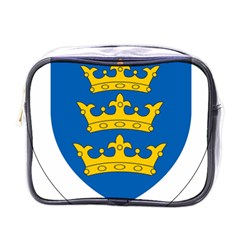 Lordship Of Ireland Coat Of Arms, 1177 1542 Mini Toiletries Bags by abbeyz71
