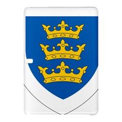 Lordship Of Ireland Coat Of Arms, 1177 1542 Samsung Galaxy Tab Pro 12 2 Hardshell Case by abbeyz71