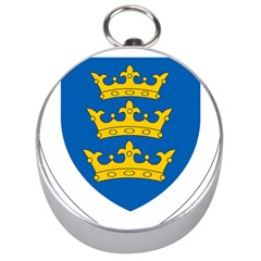 Lordship Of Ireland Coat Of Arms, 1177 1542 Silver Compasses by abbeyz71