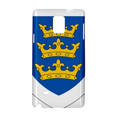 Lordship Of Ireland Coat Of Arms, 1177 1542 Samsung Galaxy Note 4 Hardshell Case by abbeyz71