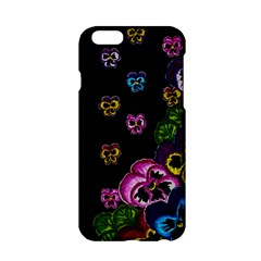 Floral Rhapsody Pt 1 Apple Iphone 6/6s Hardshell Case by dawnsiegler