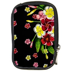 Floral Rhapsody Pt 2 Compact Camera Cases by dawnsiegler