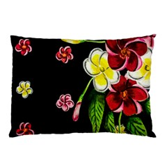 Floral Rhapsody Pt 2 Pillow Case (two Sides) by dawnsiegler