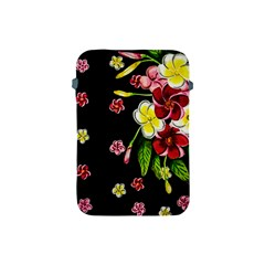 Floral Rhapsody Pt 2 Apple Ipad Mini Protective Soft Cases by dawnsiegler