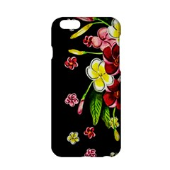 Floral Rhapsody Pt 2 Apple Iphone 6/6s Hardshell Case by dawnsiegler
