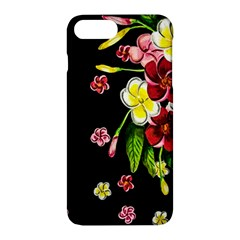 Floral Rhapsody Pt 2 Apple Iphone 7 Plus Hardshell Case by dawnsiegler