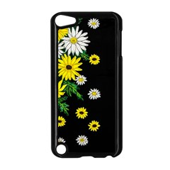 Floral Rhapsody Pt 3 Apple Ipod Touch 5 Case (black) by dawnsiegler