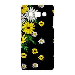 Floral Rhapsody Pt 3 Samsung Galaxy A5 Hardshell Case  by dawnsiegler