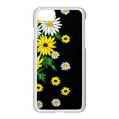 Floral Rhapsody Pt 3 Apple Iphone 7 Seamless Case (white) by dawnsiegler
