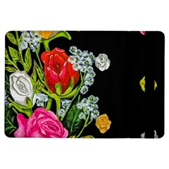 Floral Rhapsody Pt 4 Ipad Air Flip by dawnsiegler