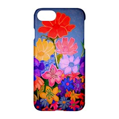 Spring Pastels Apple Iphone 7 Hardshell Case