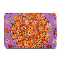 Floral Sphere Plate Mats by dawnsiegler