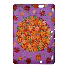 Floral Sphere Kindle Fire Hdx 8 9  Hardshell Case by dawnsiegler