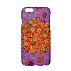 Floral Sphere Apple Iphone 6/6s Hardshell Case by dawnsiegler