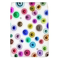Colorful Concentric Circles        Samsung Galaxy Grand Duos I9082 Hardshell Case by LalyLauraFLM