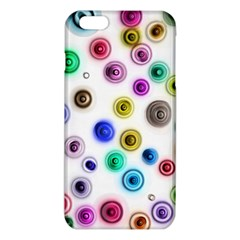 Colorful Concentric Circles        Iphone 6/6s Tpu Case by LalyLauraFLM