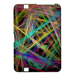 Colorful laser lights       Samsung Galaxy Premier I9260 Hardshell Case by LalyLauraFLM