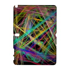 Colorful laser lights       HTC Desire 601 Hardshell Case by LalyLauraFLM