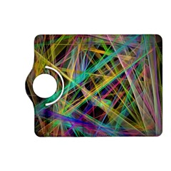 Colorful laser lights       Samsung Galaxy Note 3 Soft Edge Hardshell Case by LalyLauraFLM