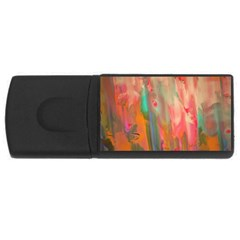 Painting              Usb Flash Drive Rectangular (4 Gb) by LalyLauraFLM