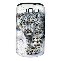 Snow Leopard 1 Samsung Galaxy S Iii Classic Hardshell Case (pc+silicone) by kostart