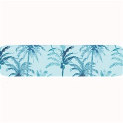Watercolor Palms Pattern  Large Bar Mats by TastefulDesigns