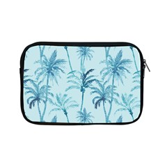 Watercolor Palms Pattern  Apple Ipad Mini Zipper Cases by TastefulDesigns