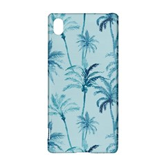 Watercolor Palms Pattern  Sony Xperia Z3+ by TastefulDesigns