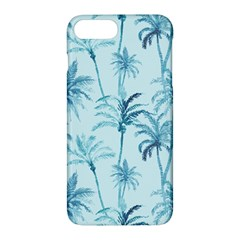 Watercolor Palms Pattern  Apple Iphone 7 Plus Hardshell Case by TastefulDesigns